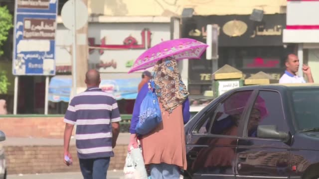 Soaring temperatures and high humidity continues to hit Cairo and other parts of Egypt with meteorological officials confirming that temperatures in...