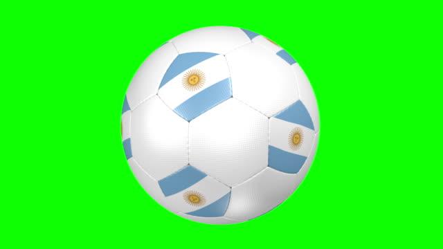 soccer ball Argentina