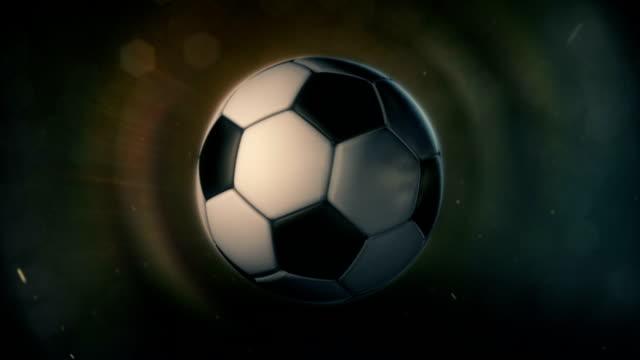 Soccer Ball in Epic Lighting
