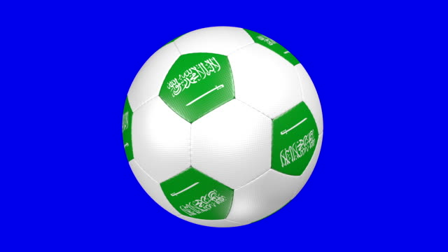 soccer ball Saudi Arabia