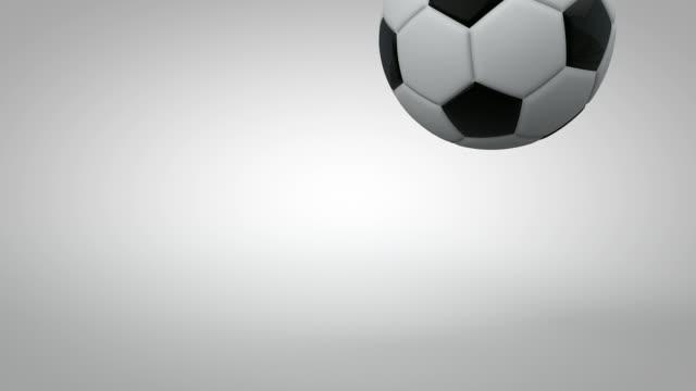 vídeos de stock e filmes b-roll de bola de futebol - campeonato desportivo
