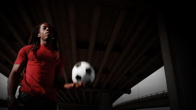 soccer boy - rastafarian stock videos and b-roll footage