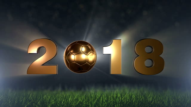 Soccer football 2018
