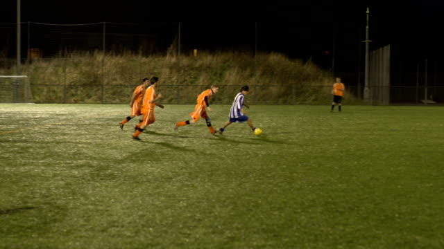 Soccer / Football match Action