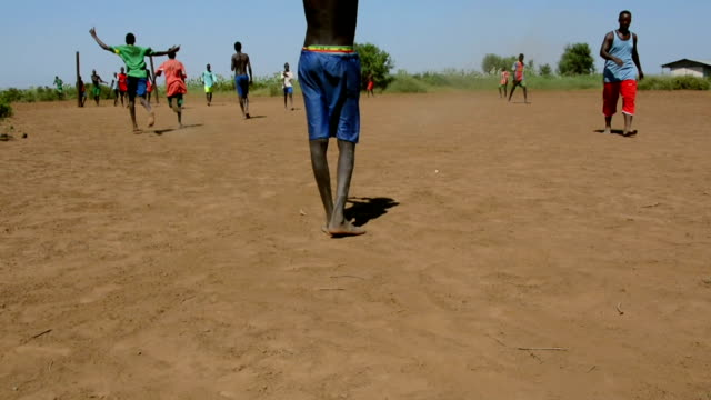 soccer in africa - south africa stock videos & royalty-free footage