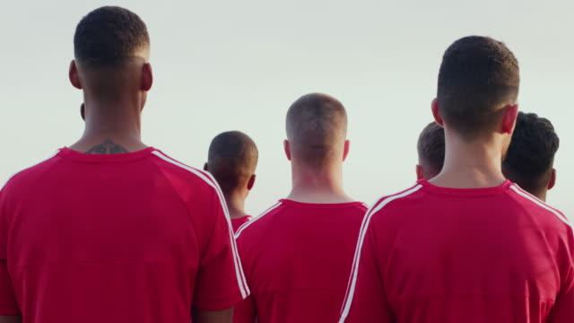vidéos et rushes de le football est leur passion - performance athlétique