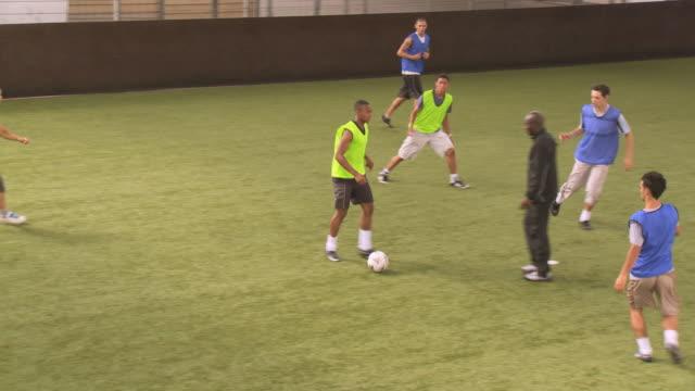 WS HA Soccer match, London, UK