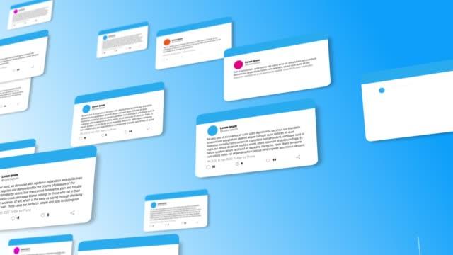 4k sociala cedia kommentarer - råd bildbanksvideor och videomaterial från bakom kulisserna