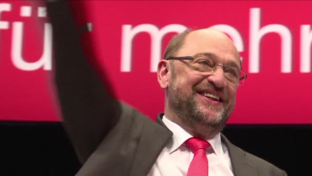 Social Democrat chief Martin Schulz lashes out at Chancellor Angela Merkel accusing her of arrogance as he seeks to reverse his party's plunging...