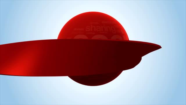 social globe loop+alpha youtube - logo stock videos & royalty-free footage