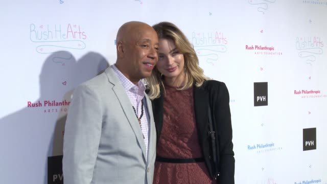 vídeos y material grabado en eventos de stock de social media edit russell simmons' rush philanthropic arts foundation's annual rush hearts education luncheon at the plaza hotel on march 11 2016 in... - russell simmons