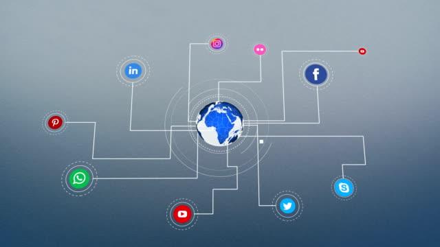 4k social media - social change stock videos & royalty-free footage