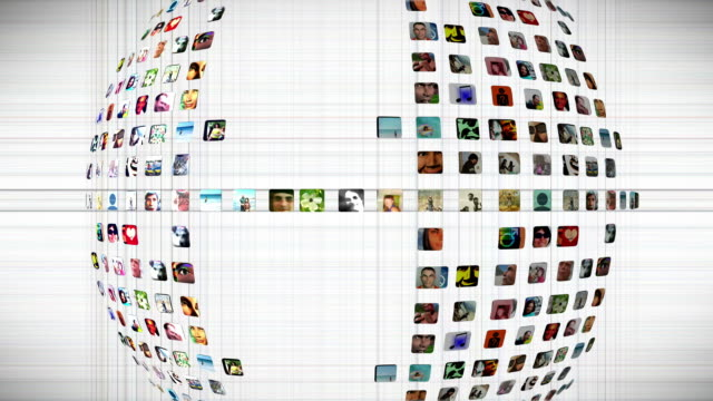 Social Network Graphic