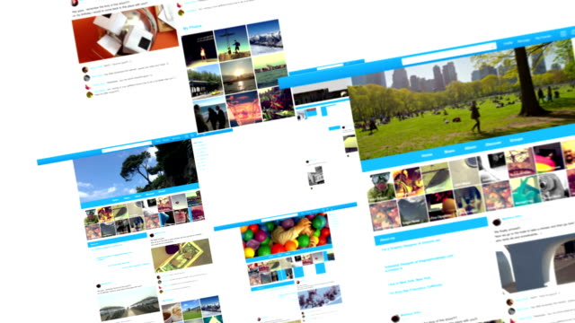 social pages - mail stock videos & royalty-free footage