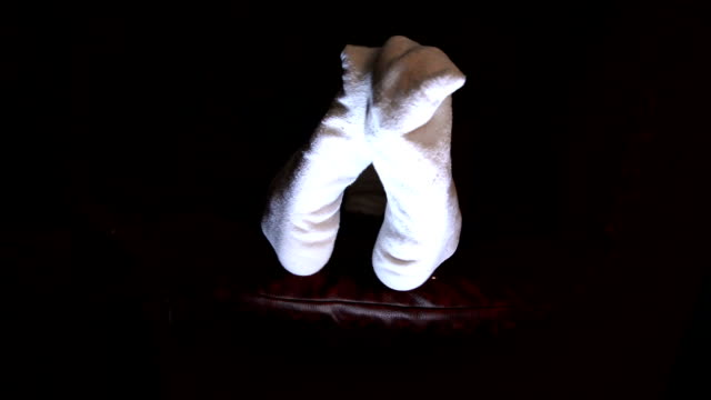 socks - tickling stock videos & royalty-free footage