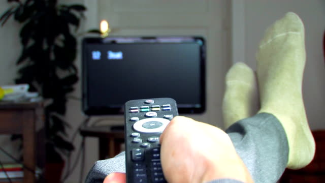 Sofa surfing with TV
