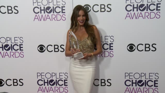 Sofía Vergara at the People's Choice Awards 2017 at Microsoft Theater on January 18 2017 in Los Angeles California