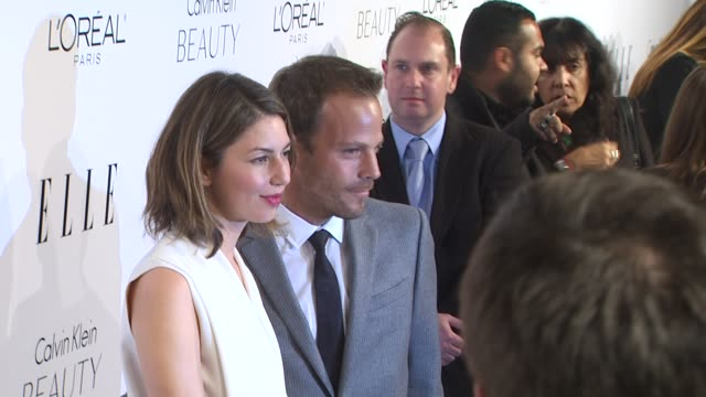 stockvideo's en b-roll-footage met sofia coppola and stephen dorff at the elle magazine's 17th annual women in hollywood celebration at beverly hills ca - stephen dorff