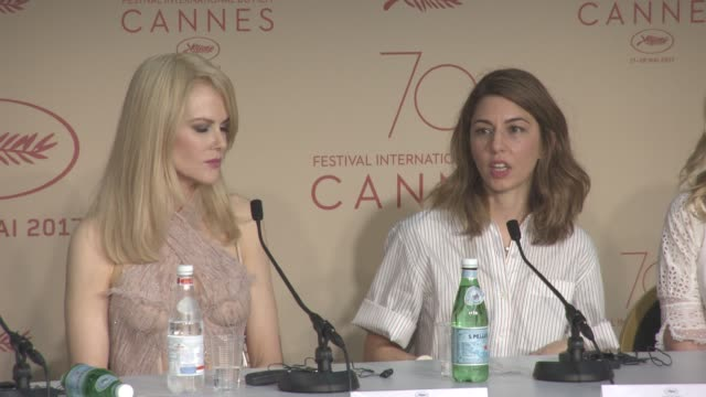 INTERVIEW Sofia Coppola on shooting 35mm film shooting for the bog screen David Lynch thoughts on people watching films on their mobile phones at...