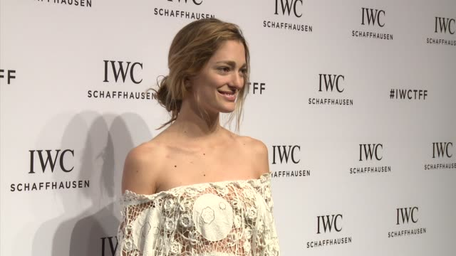 Sofia Sanchez de Betak at IWC Schaffhausen Fourth Annual For the Love of Cinema Gala During The Tribeca Film Festival 2016 at Spring Studios on April...
