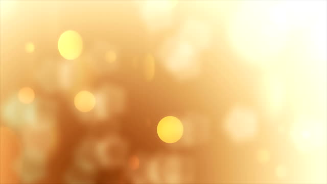 soft and clean background animation loopable - orange background stock videos & royalty-free footage