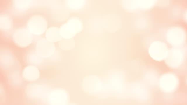 vídeos y material grabado en eventos de stock de fondo suave (loopable) - fondo naranja