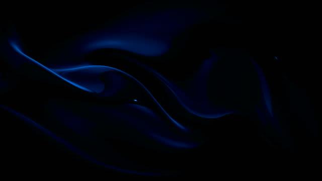 soft dark background (loopable) - dark blue stock videos & royalty-free footage