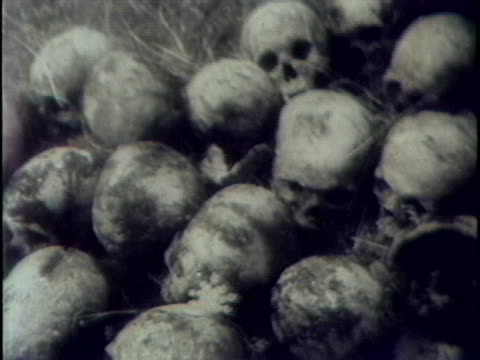 soft focus shots concentration camp remains. - world war ii stock videos & royalty-free footage