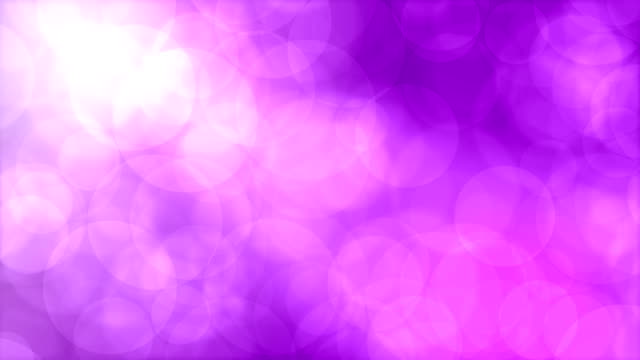 Soft Motion Purple Abstract Background