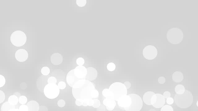 soft moving particles - white 4k video - silver coloured stock videos & royalty-free footage