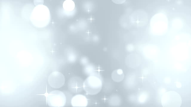 Soft Particle and Star Background 4K (Loopable)