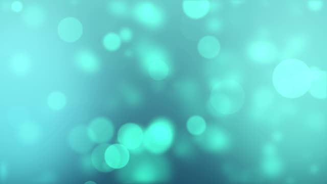 Soft Particle Deep Water Background 4K (Loopable)