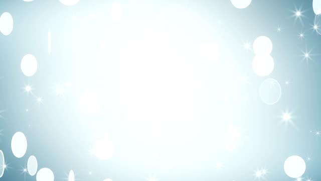 ソフト粒子(ループ) - 正月点の映像素材/bロール