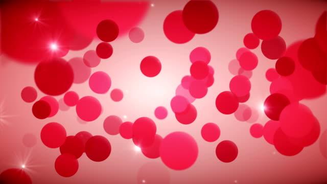 ソフト粒子(ループ) - 灰色点の映像素材/bロール