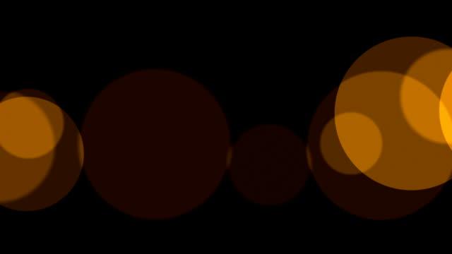 vidéos et rushes de les particules (bouclables) - image détériorée