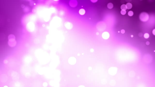 soft white floating particles background loop - pink (full hd) - pink background stock videos and b-roll footage
