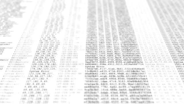 stockvideo's en b-roll-footage met software developer programmeercode technologie - groep objecten
