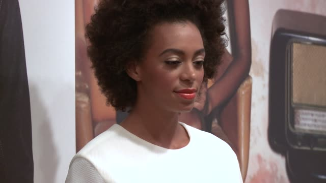 Solange Knowles at the DIESEL EDUN Studio Africa Event At Ron Herman With Advocate Solange Solange Knowles at the DIESEL EDUN Studio Africa at Ron...