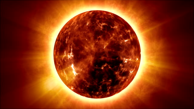 solar atmosphere - orbiting stock videos & royalty-free footage