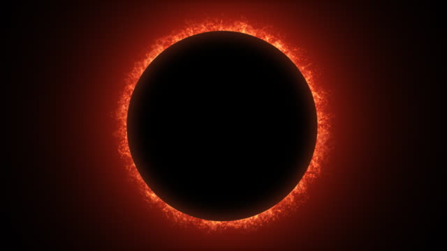 Solar Eclipse HD