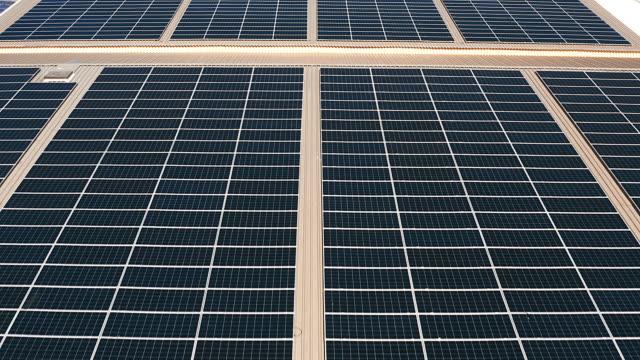 stockvideo's en b-roll-footage met zonne-energie kan worden gebruikt voor diverse doeleinden - zonne energie