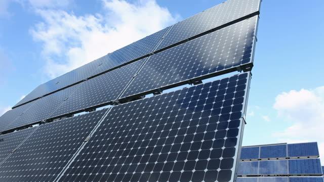 solar energy - solar panel stock videos & royalty-free footage