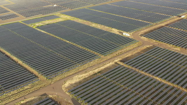 solar farm - queensland stock videos & royalty-free footage