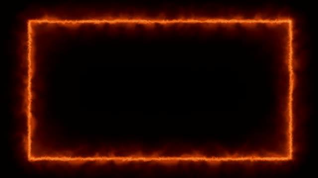 Solar -  Fire / Energy Style Frame