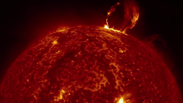 A solar flare is an increase of brightness observed near the Sun surface Powerful flares are often but not always accompanied by a coronal mass...
