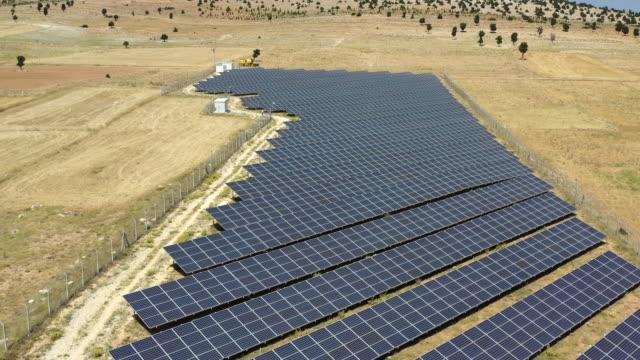 solpanel gård - naturkraft bildbanksvideor och videomaterial från bakom kulisserna
