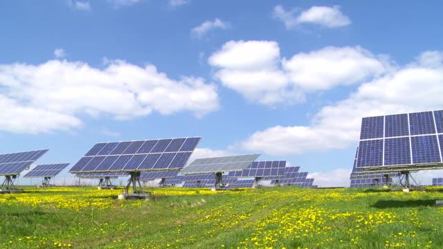 Solar Parco in primavera, Time Lapse