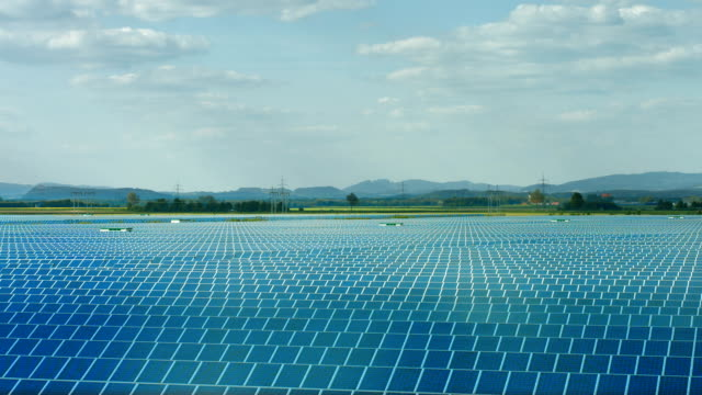PAN TL Solar Power Plant in Bayern (4 k UHD zu/HD)