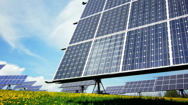 gimbal solar power plant (4k/uhd to hd) - control panel stock videos and b-roll footage