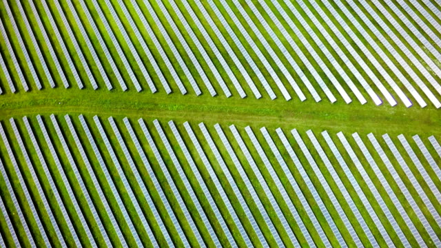 AERIAL: Solar Power Station